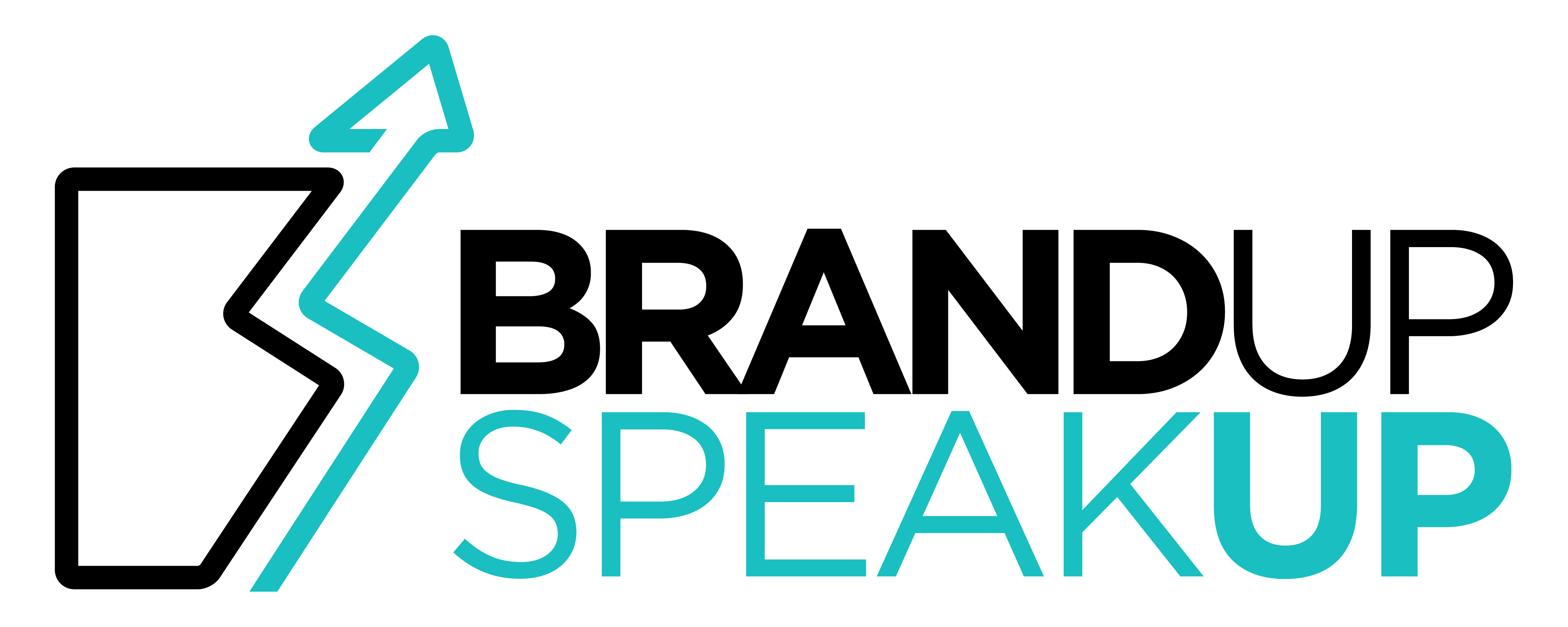 Brand Up Speak Up Logo